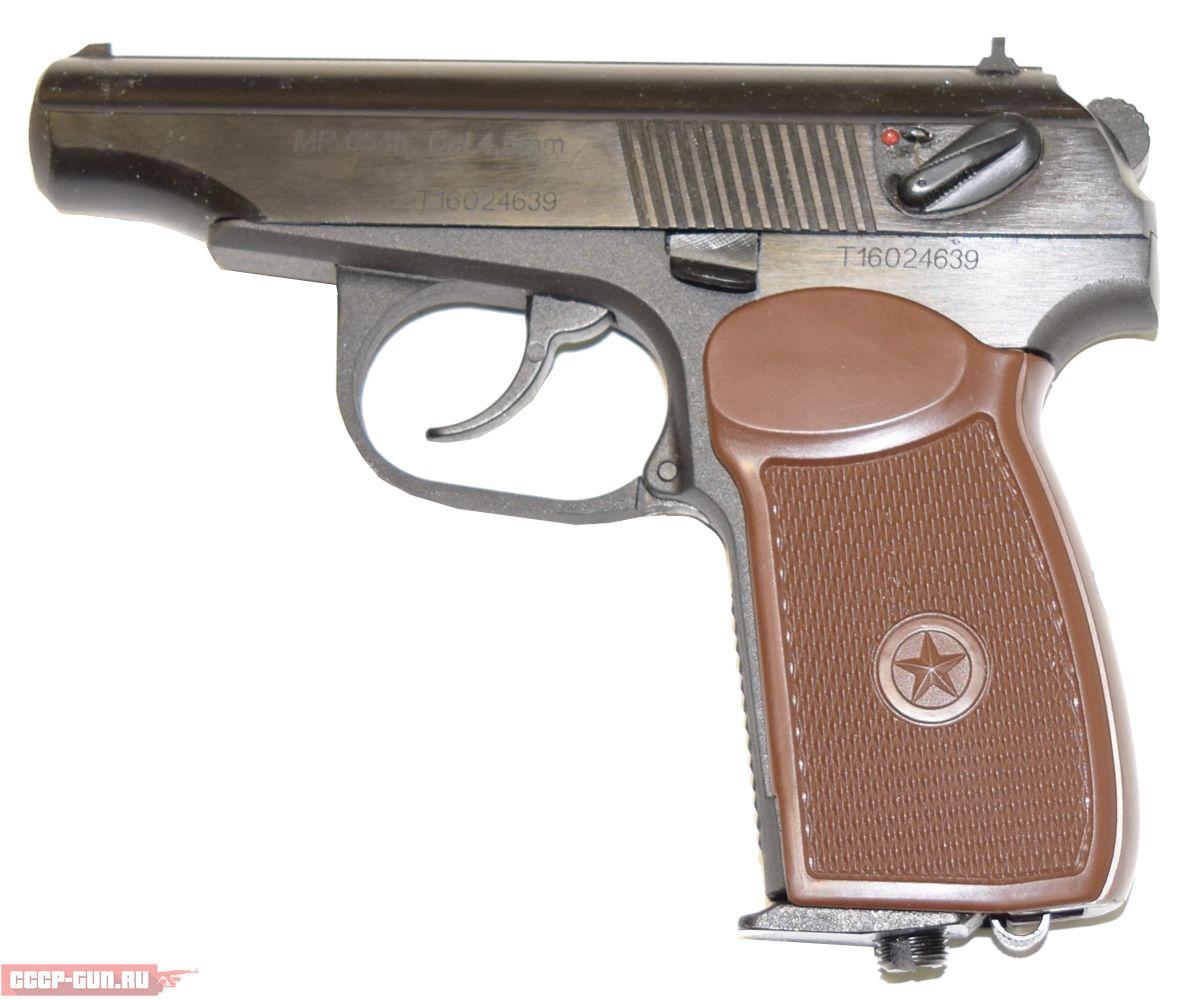 Пневматический пистолет Ижевск МР 654К