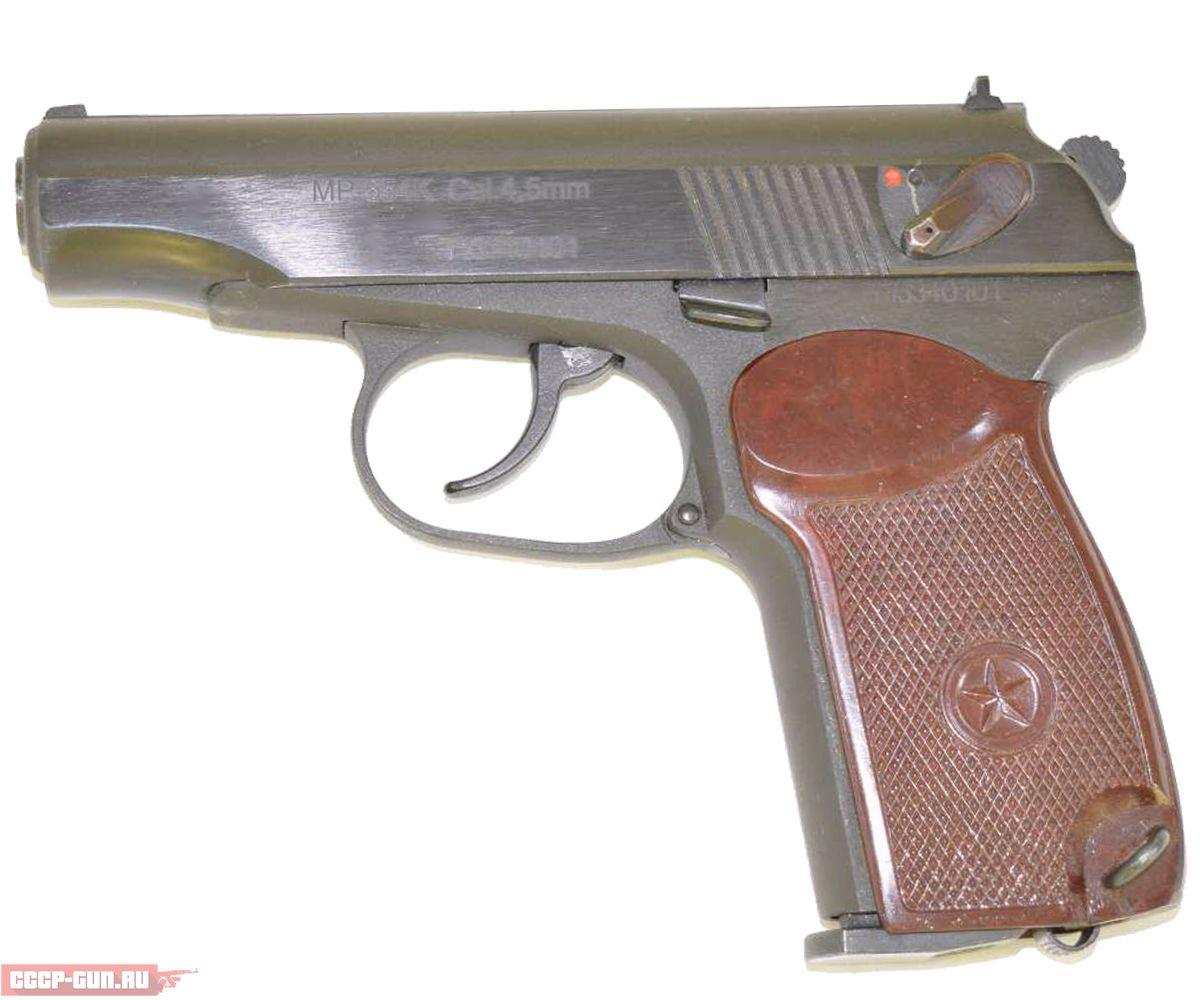 Пневматический пистолет Макарова МР 654К 32 (ПМ)
