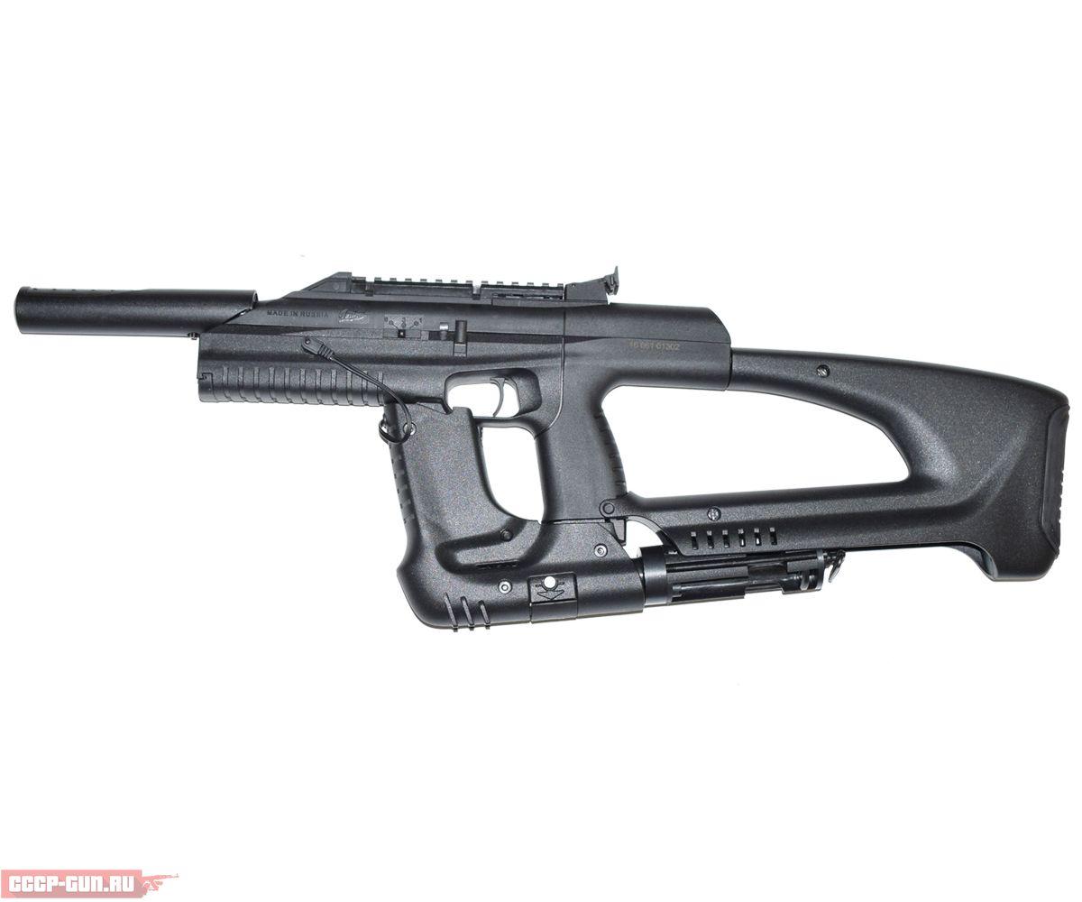 Пневматический пистолет-пулемет МР 661К Дрозд (Бункерный)