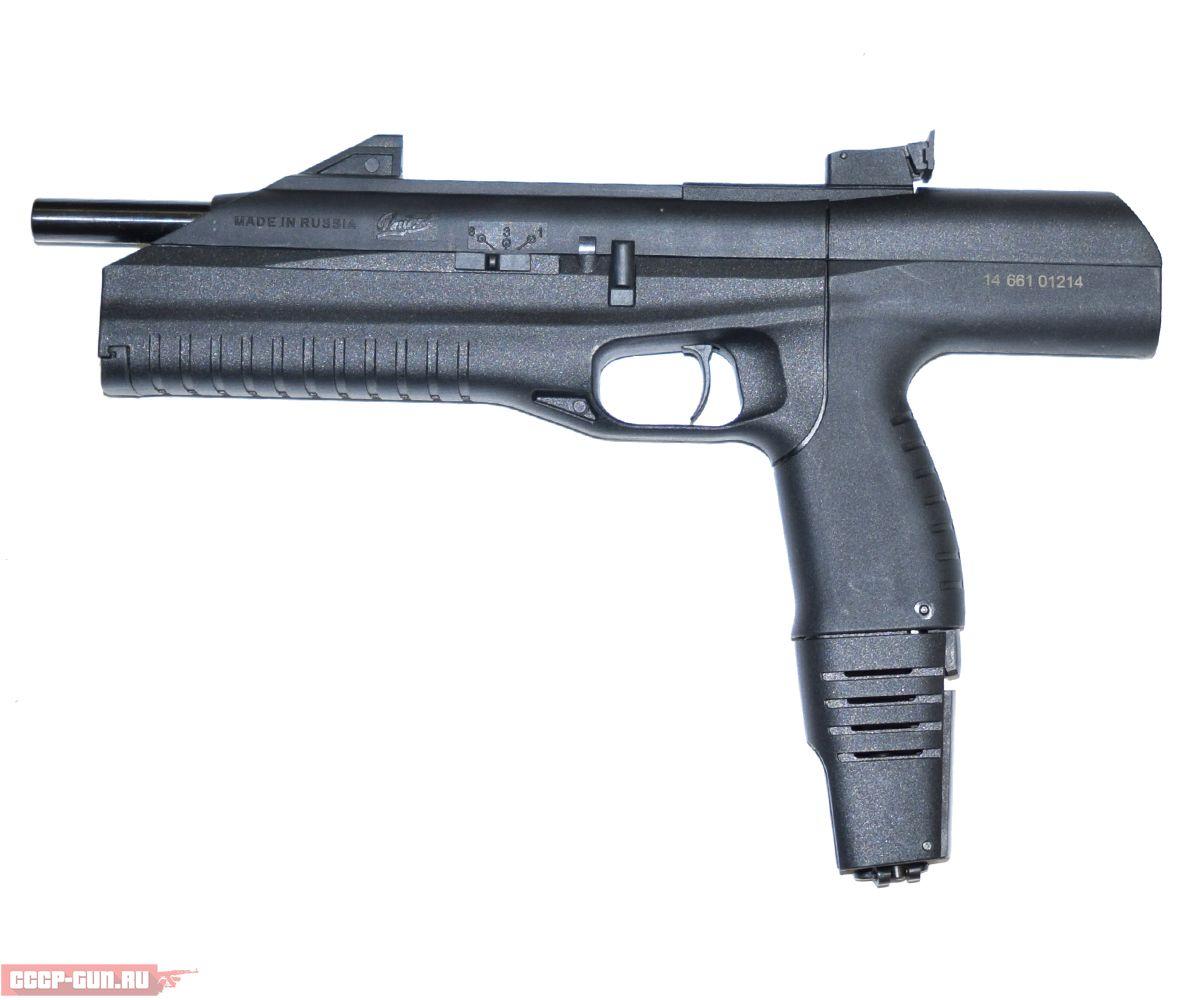 Пневматический пистолет-пулемет Ижевск МР 661 КС 00 Дрозд