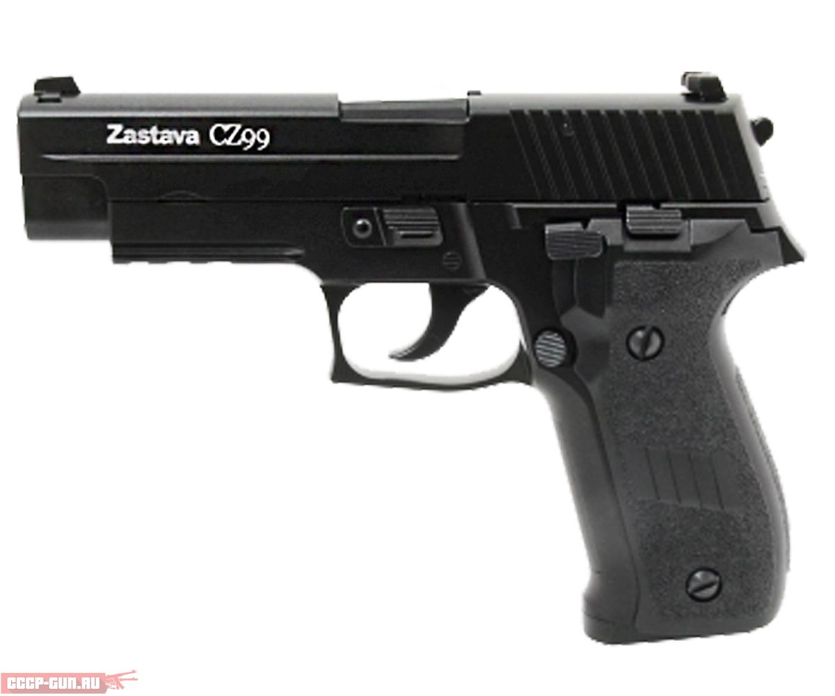 Страйкбольный пистолет ASG CZ 99 (6 мм)