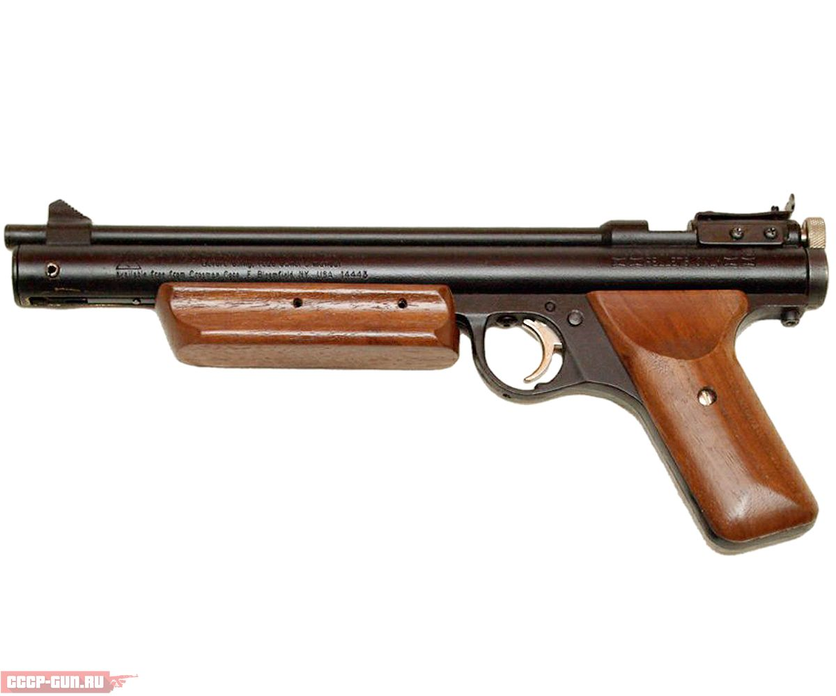Пневматический пистолет Crosman HB 17