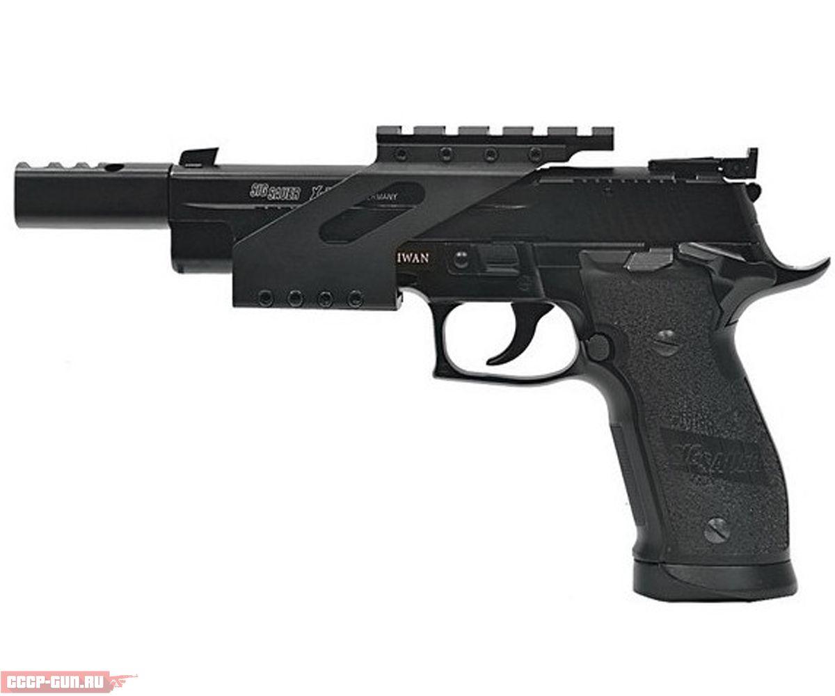 Пневматический пистолет Cybergun Sig Sauer P226 X-Five Open