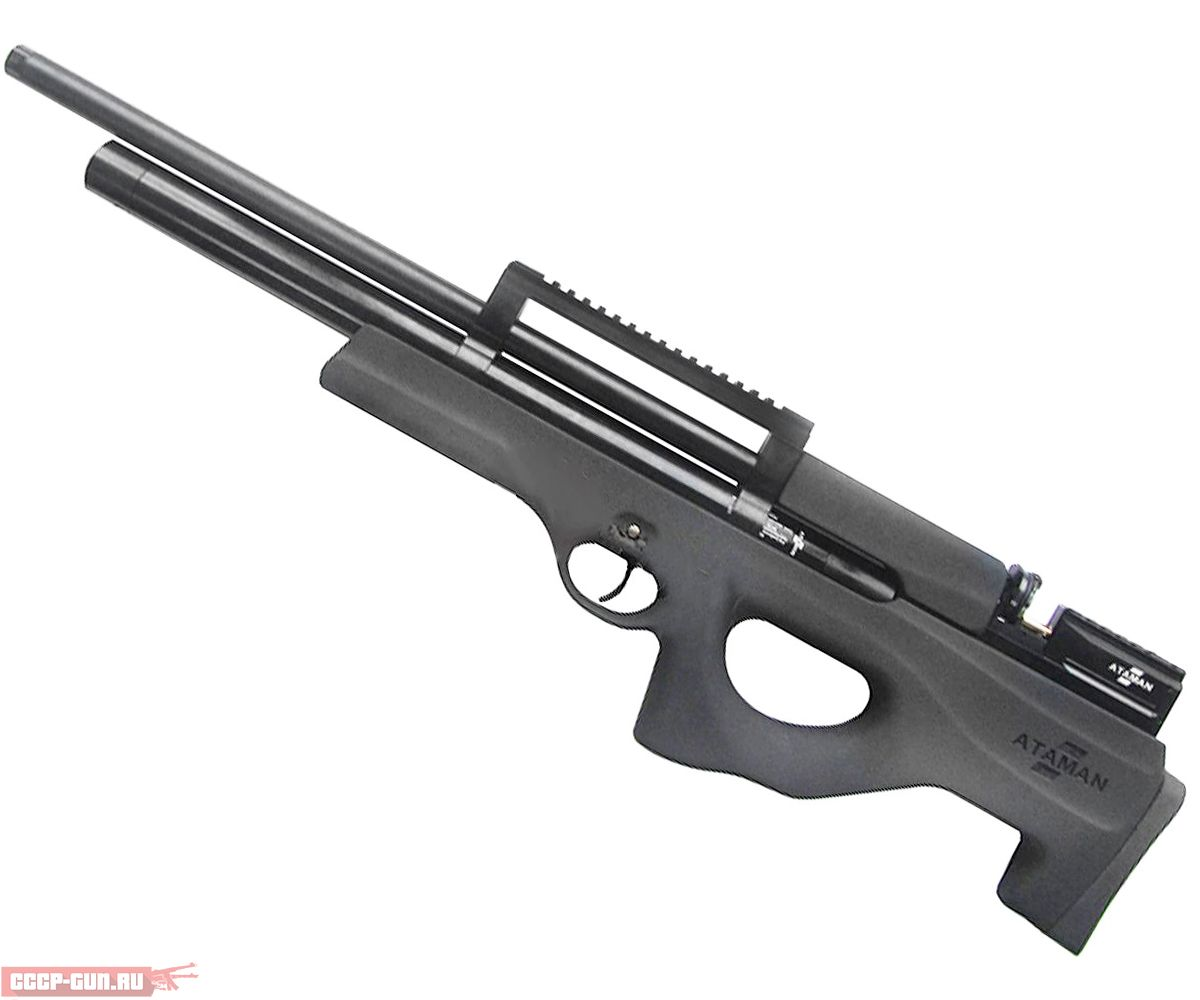 Пневматическая винтовка Ataman M2R BullPup 424/RB (4.5 мм, Магазин в комплекте)
