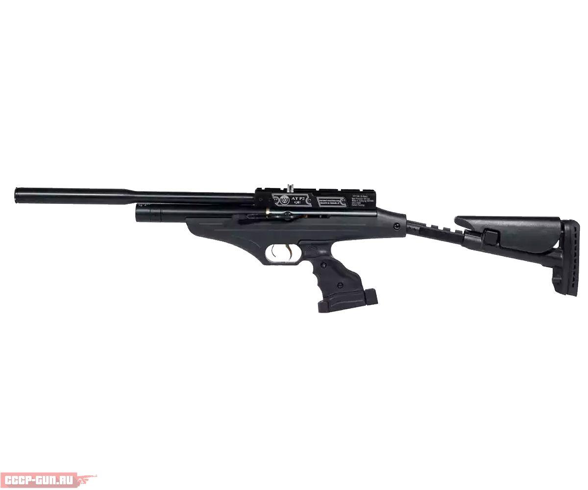 Пневматический пистолет Hatsan AT-P2 Tact QE