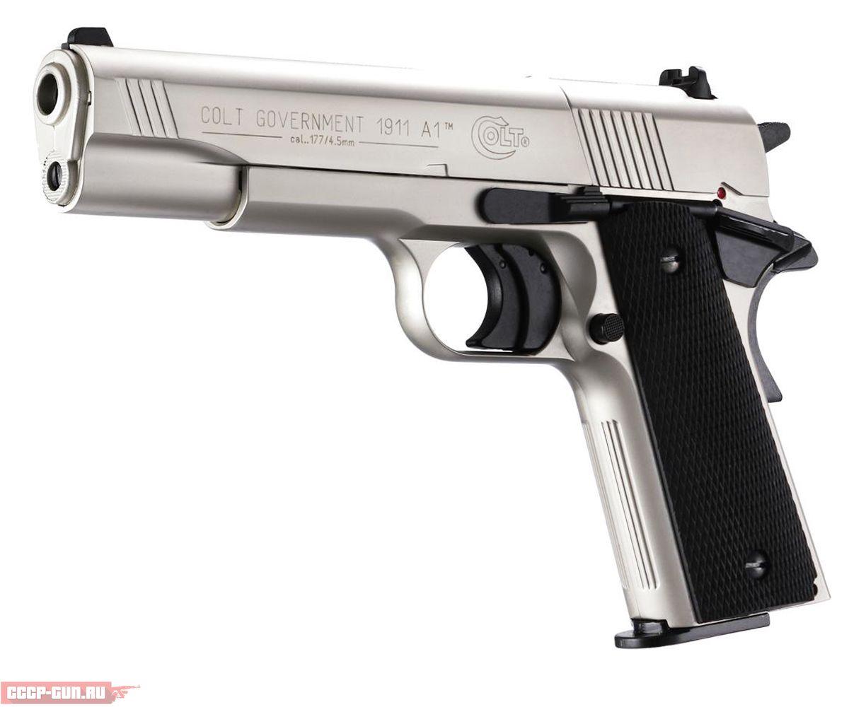 взрыв-схема пистолета clt 1911